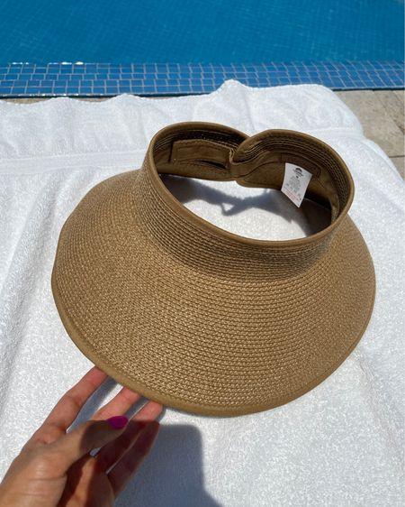 Amazon visor ive been loving http://liketk.it/3hrTd #liketkit @liketoknow.it #LTKunder50 #LTKtravel