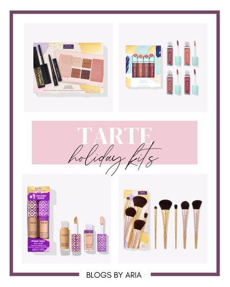 Tarte holiday kits make great gifts!  Makeup gift ideas beauty gifts makeup gift guide gift ideas for her   #ltksalealert #ltkunder50   #LTKSeasonal #LTKSale #LTKbeauty