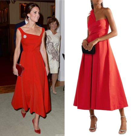 Kate's preen dress now 50% off #gown #formal #homecoming #wedding  #LTKsalealert #LTKwedding