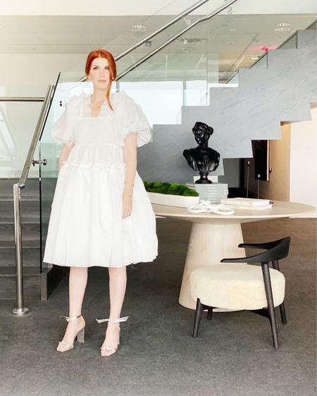 Loving this new sister Jane dress. Linking exact dress and office decor below. #liketkit @liketoknow.it http://liketk.it/3hgXt   #LTKhome #LTKstyletip #LTKworkwear
