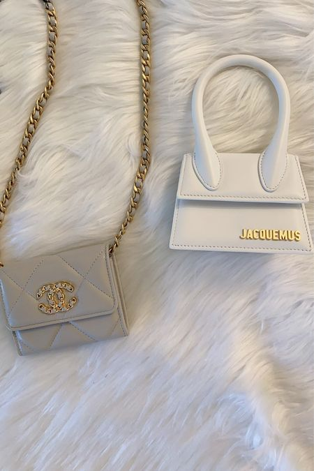My favorite Micro Bags from #Jacquemus and #chanel  #LTKitbag #LTKSeasonal #LTKstyletip