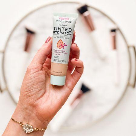 New drugstore tinted moisturizer! I wear it in shade Light. So cheap and beautiful! http://liketk.it/36ZMj @liketoknow.it #liketkit