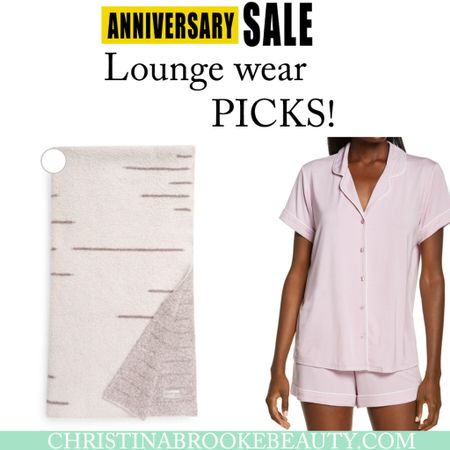 Nordstrom anniversary sale loungewear picks!!!  #LTKsalealert #LTKhome #LTKstyletip