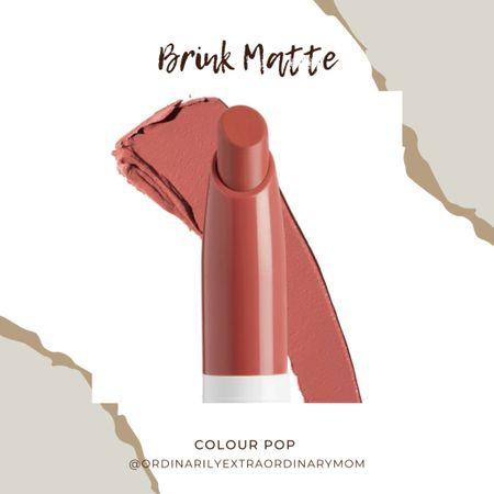 Colour Pop Lip Color http://liketk.it/3gXFc #liketkit @liketoknow.it #LTKbeauty #LTKunder100 #LTKworkwear
