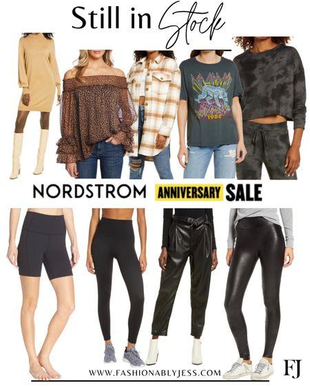Nordstrom anniversary sale #nsale  Denim Shackets Graphic tee Leggings Spanx   #LTKunder100 #LTKsalealert #LTKstyletip