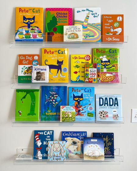 Amazon Prime Day deals! Clear floating bookshelves, baby nursery bookshelves, acrylic floating nursery bookshelves   http://liketk.it/3i7Vp @liketoknow.it #liketkit #LTKsalealert #LTKbaby #LTKhome