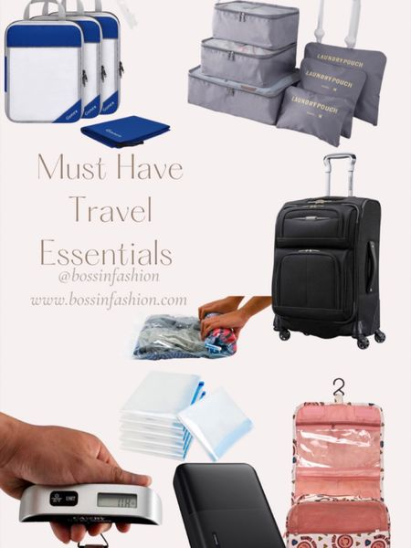 Whose traveling soon? Shop my go to essentials when I travel! #travel #traveling #memorialdayweekend #vacation #vacationessentials #travelessentials #luggage #packing #walmart #walmarttravel Follow me on the LIKEtoKNOW.it shopping app to get the product details for this look and others #LTKtravel http://liketk.it/3hH0x #liketkit @liketoknow.it