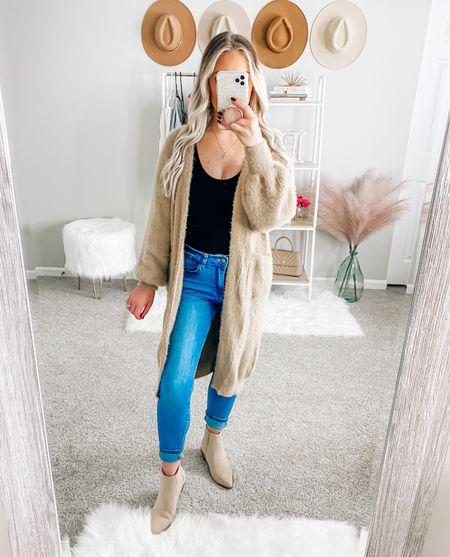 BLONDEBELLE for 20% off 🤍 . . . Duster, duster cardigan, fall outfit, cardigan    #LTKSeasonal #LTKstyletip #LTKunder50