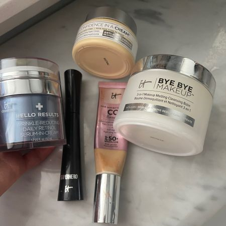 Some of my favorite it cosmetics finds! All of these are 3% off today! http://liketk.it/3hxU5 @liketoknow.it #liketkit #LTKbeauty #LTKunder50 #LTKsalealert