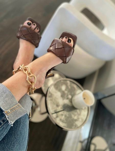 In case you haven't heard chocolate brown is the new black 🤎 and these gorgeous heels are under $100!  Follow my shop on the @shop.LTK app to shop this post and get my exclusive app-only content!  #liketkit  @shop.ltk http://liketk.it/3n3M8 Follow my shop on the @shop.LTK app to shop this post and get my exclusive app-only content!