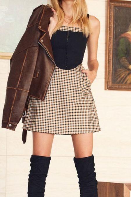 Sweet plaid fall dress!   #LTKworkwear #LTKSeasonal #LTKstyletip