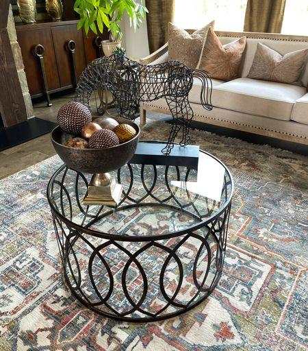 Living room coffee table home decor   #LTKhome #LTKsalealert #LTKfamily