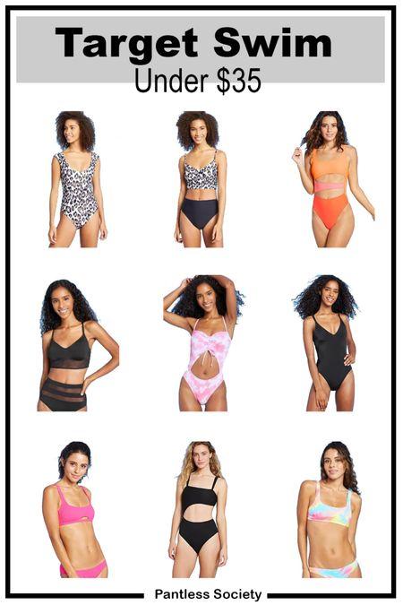 Is it swim season yet? Target swim on sale. Under $35. http://liketk.it/39gp9 #liketkit @liketoknow.it #targetstyle Follow me on the LIKEtoKNOW.it shopping app to get the product details for this look and others   #LTKswim #LTKunder50 #LTKsalealert