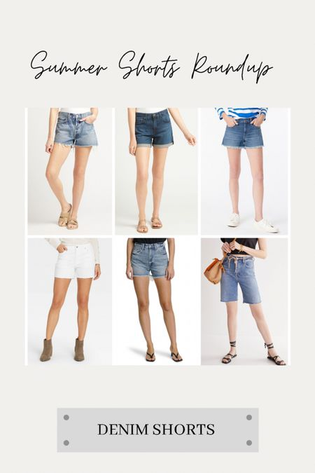 Summer shorts roundup… Sharing a few of our favorite summer shorts with you guys!   #LTKtravel #LTKunder100 #LTKstyletip