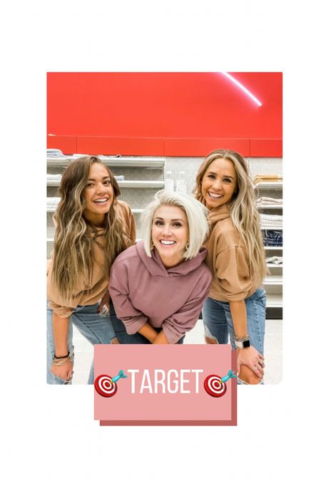 A New Day @Target with the most amazing hooded sweatshirts! These colors are perfect for Fall! And come with matching bottoms too👏👏👏    #LTKsalealert #LTKstyletip #LTKunder50