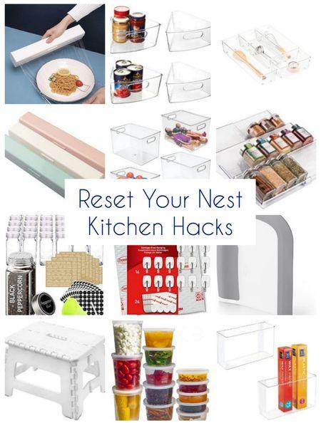 Shop these Reset Your Nest kitchen hacks! http://liketk.it/3jChz @liketoknow.it #liketkit #LTKhome #LTKkitchen @liketoknow.it.home
