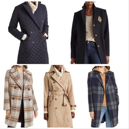 Anniversary sale coats #nsale  #LTKsalealert #LTKSeasonal