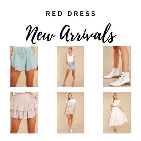 Red Dress new arrivals   #LTKstyletip #LTKunder100 #LTKshoecrush