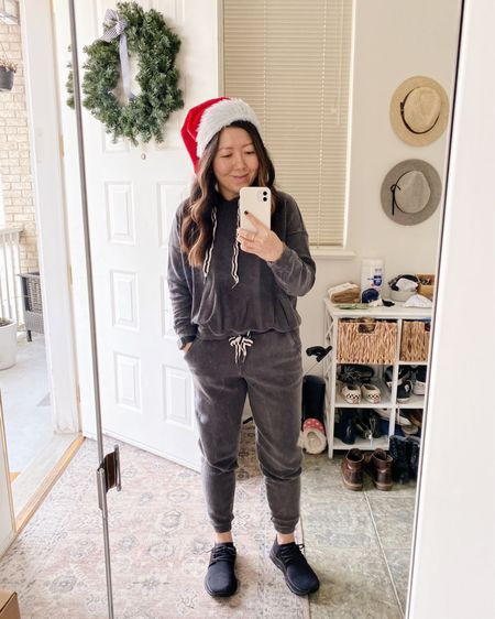 Happy holidays! Living in this matching set! Love that it's so effortless to throw on and looks great. http://liketk.it/34xVg #liketkit @liketoknow.it #LTKNewYear #LTKgiftspo #LTKunder50 @liketoknow.it.home