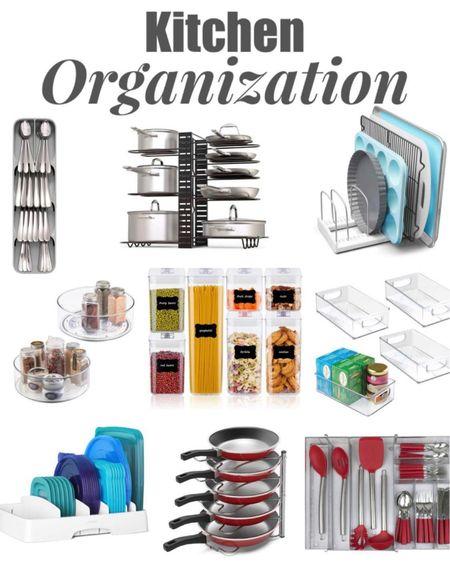 #Kitchen organization ✨ pantry organization ✨ storage solutions ✨ storage ideas ✨ utensils organization ✨ pots organization ✨ home solutions ✨ amazon prime ✨ amazon home Shop my daily looks by following me on the LIKEtoKNOW.it shopping app http://liketk.it/2YYtx   #liketkit @liketoknow.it #LTKhome #LTKsalealert #LTKunder50 #stayhomewithltk #ltkfamily