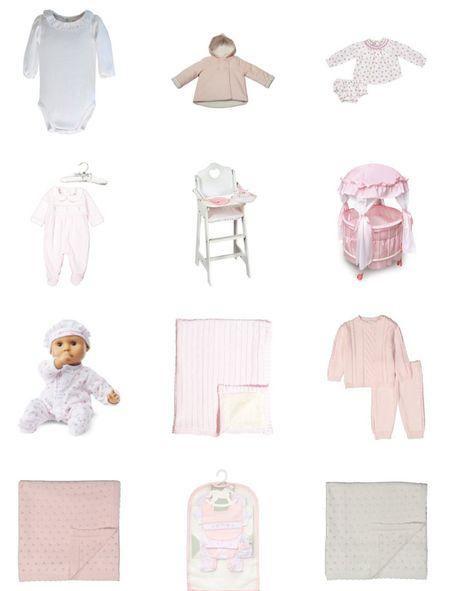 Girls Finds from @zulily! #zulilyfinds #baby #toddler #GirlsClothes #BabyDolls #Goals #ChristmasGifts #GirlsJackets #BabyBlankets #GiftsForBabies #PinkJacket #Onesie