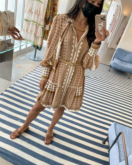 Silk printed floral dress.   #LTKworkwear