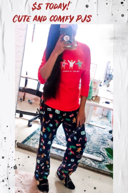$5 Pajama Pants! Great quality and comes in several colors and patterns! http://liketk.it/2Hm3t #liketkit @liketoknow.it #LTKholidaystyle #LTKholidayathome #LTKholidaygiftguide @liketoknow.it.home @liketoknow.it.family Follow me on the LIKEtoKNOW.it shopping app to get the product details for this look and others #pajamas #pajamaparty #oldnavystyle #holidaypajamas #giftguide