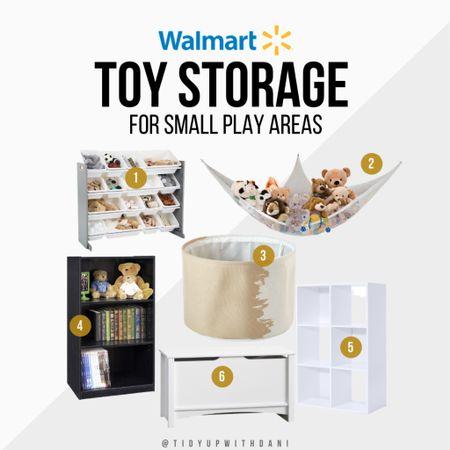 Playroom Organization. Toy Storage Ideas. Toy Storage Solution. Toy Organization. Toy Organizers. Kids Playroom Finds. Kids Toys Organization. Toy Storage for Small Play Rooms. Toy Storage for Small Spaces. Walmart Finds. Walmart Toy Organization.   #LTKhome #LTKunder100 #LTKkids