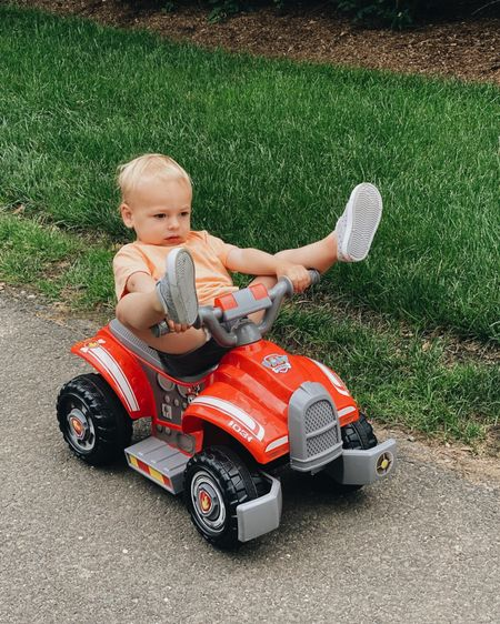 Paw Partol Toddler Quad - $72 http://liketk.it/3hBg5 #liketkit @liketoknow.it #LTKunder100 #LTKkids