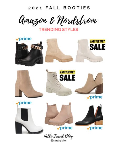 Nordstrom sale. Amazon fashion. Fall booties. Chunky boots. Sand suede boots. Combat boots. Fall fashion. Fall boots.   #LTKunder100 #LTKshoecrush #LTKstyletip