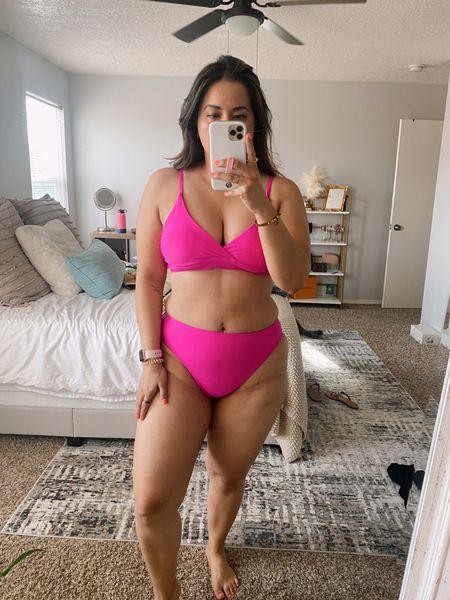 Pink swimsuit http://liketk.it/3hYIQ #liketkit @liketoknow.it #LTKunder100 #LTKunder50 @liketoknow.it.brasil @liketoknow.it.europe @liketoknow.it.home @liketoknow.it.family