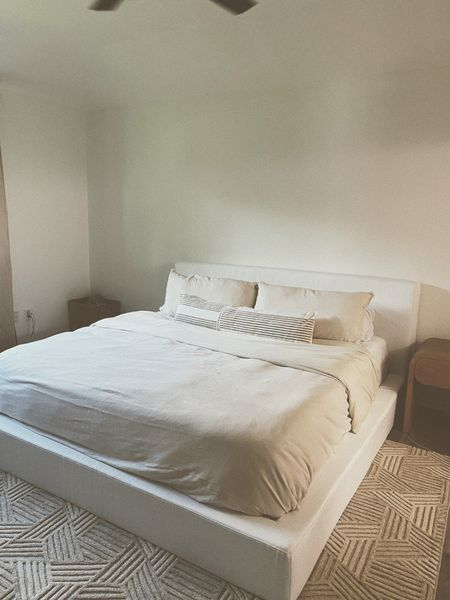 BEST SELLER! ⭐️ Cloud bed dupe from Etsy!  #LTKhome #LTKstyletip
