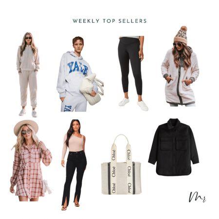 Weekly Top Sellers, Fall pieces, cozy jacket  #LTKstyletip #LTKSeasonal #LTKunder100