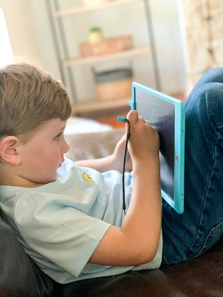 Writing tablet for kids. Vacation must have for plane and car rides! http://liketk.it/3dXyi #liketkit @liketoknow.it #LTKkids #LTKtravel