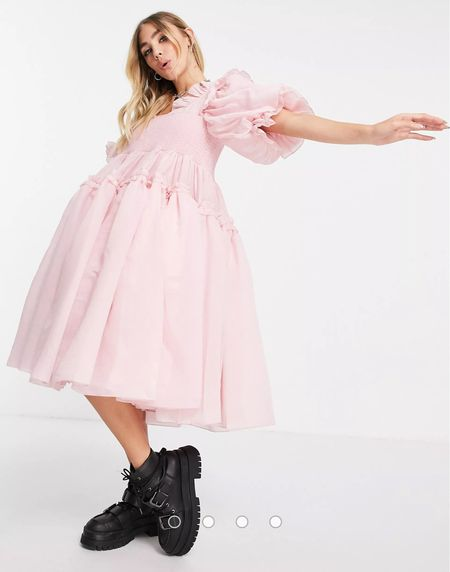 Don't try and convince me this isn't the coolest dress you have seen in ages! In fact, it's so good you could Wear it for a wedding! Either as the bride or as a guest! Super hip! Tulle dress! Princess   #LTKeurope #LTKstyletip #LTKwedding