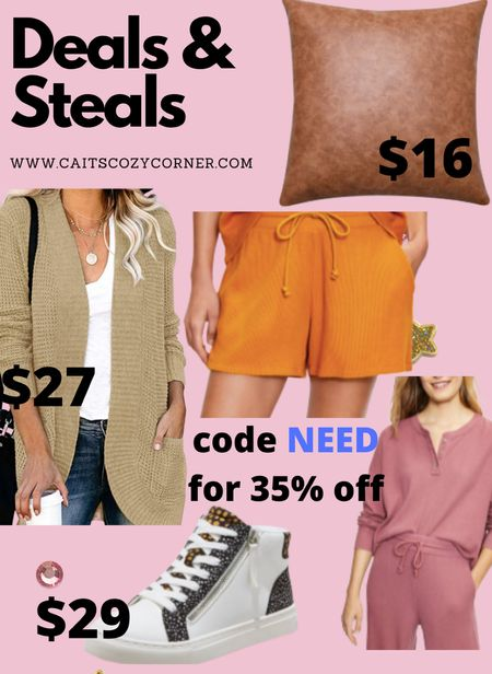 Deals and steals plus Lou and Grey code NEED for 35% off!   #LTKunder50 #LTKunder100 #LTKbacktoschool