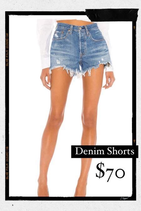 Love these denim shorts under $100 @liketoknow.it #liketkit http://liketk.it/3gAXk #LTKunder100 #LTKstyletip #LTKtravel