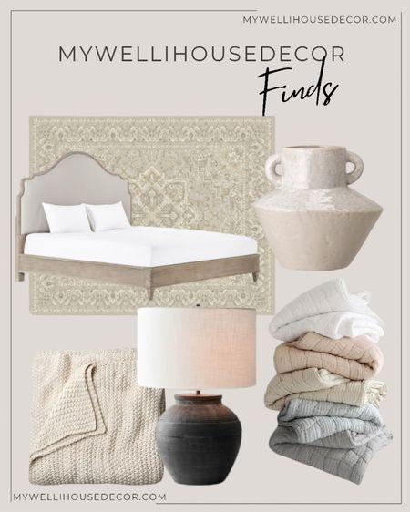 Bedroom finds for a Vintage modern inspired look! Linking some of last week's best sellers in the bedroom category   #LTKsalealert #LTKSeasonal #LTKhome