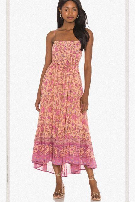 The summer dress I was wearing on stories tonight. I'm wearing an XS @liketoknow.it #liketkit http://liketk.it/3iael #LTKtravel #LTKstyletip #LTKshoecrush