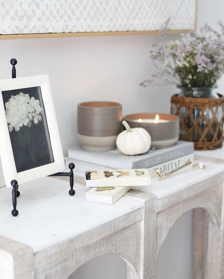 Cozy fall candles and decor   #LTKhome