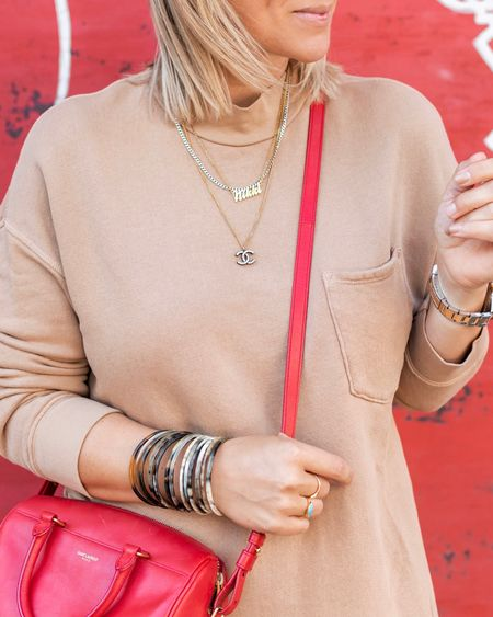 Fave layered necklaces ✨    #LTKitbag