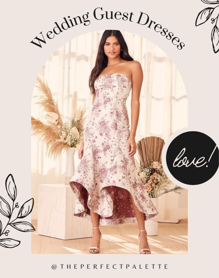 Beautiful dresses from #lulus 🍃 these would make the perfect wedding guest dresses!       #LTKSeasonal #bridesmaids #bridesmaiddresses #dresses #weddingguestdresses #weddingguest #weddingguestdress #bridesmaiddress #mididress #maxidress #wedding #dress #bridalshowerdress #weddingdress #summerdress #summerfashion   #liketkit #LTKunder100 #LTKhome #LTKfit #LTKunder50 #LTKstyletip #LTKcurves #LTKfamily #LTKswim #LTKsalealert #LTKwedding #LTKshoecrush #LTKitbag #LTKtravel #LTKbeauty @shop.ltk http://liketk.it/3kZFA
