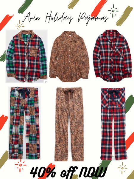 OMG!!! Y'all need to get these soft as butter pj's!!! My favs are the leopard and flannel!! I wear a large top and xl bottoms!!   #LTKgiftspo #LTKcurves #LTKunder50