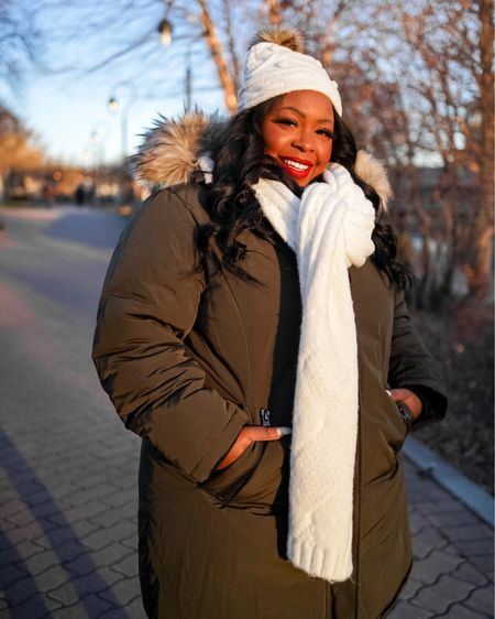 http://liketk.it/34LXd #liketkit @liketoknow.it #LTKcurves #LTKsalealert #LTKstyletip Winter coat and essentials