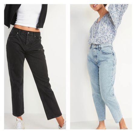 My fave jeans on major sale at Old Navy!