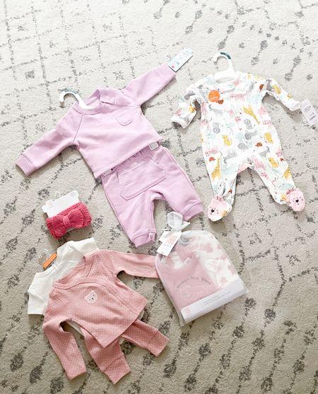 Newborn girl clothes for my future niece 💕  #LTKbaby