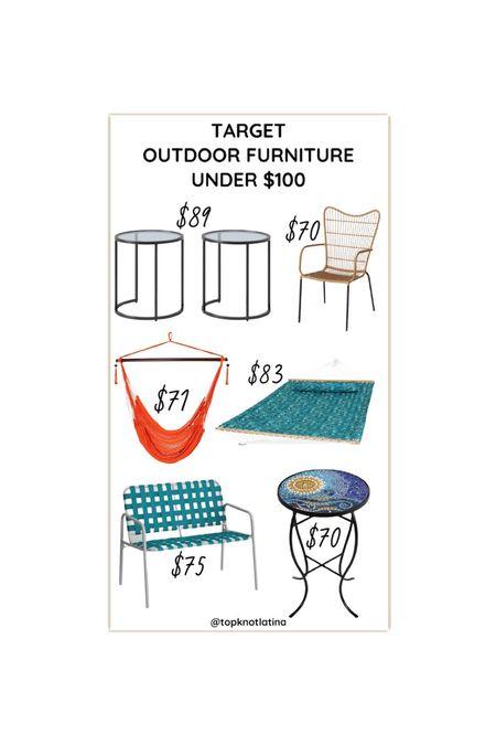 Home Decor Patio Furniture  #LTKhome #LTKsalealert #LTKunder100