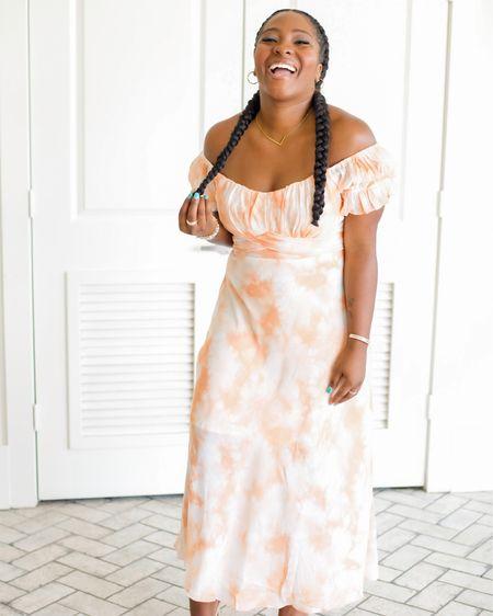 Tie dye can be fancy. Just ask Petal & Pup. http://liketk.it/3iYoh @liketoknow.it #liketkit