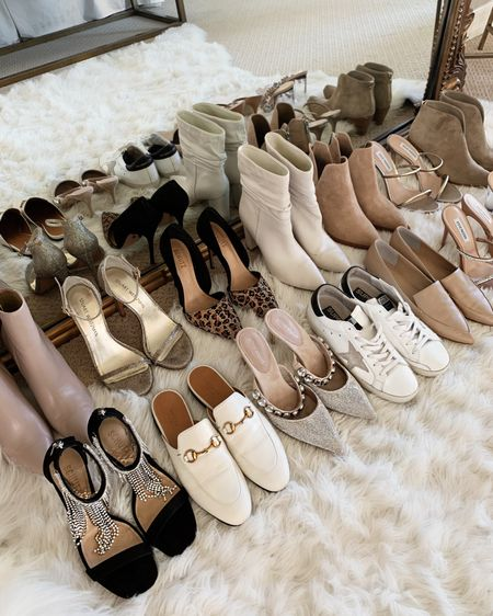 Heel and bootie roundup! Shop my daily looks by following me on the LIKEtoKNOW.it shopping app http://liketk.it/2HB7G #liketkit @liketoknow.it #LTKshoecrush #LTKholidaystyle #LTKholidaygiftguide