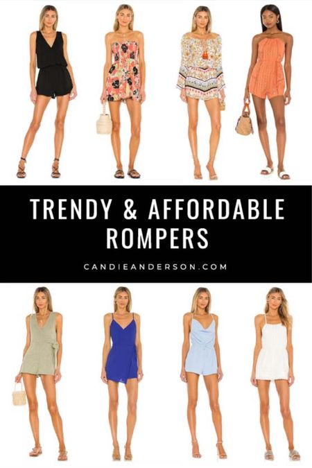 Trendy and affordable rompers. Rompers under $100. Best rompers for any occasion. Summer vacation romper. Rompers for women. Revolve finds. Nordstrom fashion. ❤️ http://liketk.it/3h8c1 #liketkit @liketoknow.it #LTKstyletip #LTKunder100 #ltkseasonal Shop your screenshot of this pic with the LIKEtoKNOW.it shopping app Shop my daily looks by following me on the LIKEtoKNOW.it shopping app